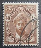 Poštovní známka Zanzibar 1936 Sultán Mi# 183