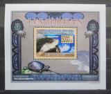 Poštovní známka Guinea 2009 Želvy DELUXE Mi# 6397 Block