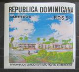 Poštovní známka Dominikánská republika 1993 Poštovní centrála Mi# Block 46 Kat 8€