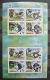 Poštovní známky Angola 2011 Kočkodani neperf. Mi# 1858-61 B