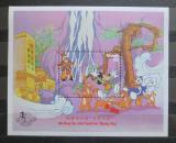 Poštovní známka Gambie 1997 Disney, Mickey Mouse Mi# Block 327