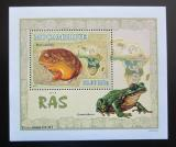 Poštovní známka Mosambik 2007 Žáby DELUXE Mi# 2962 Block