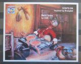 Poštovní známka Sierra Leone 1995 Disney, umění, Brueghel Mi# Block 258