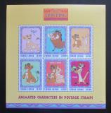 Poštovní známky Sierra Leone 1998 Disney, Lví král Mi# 3045-50 Kat 9€