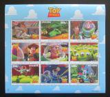 Poštovní známky Uganda 1997 Disney, Příběh hraček Mi# 1843-51