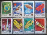 Poštovní známky Manáma 1971 Výstava LUPOSTA Mi# 505-12