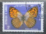 Poštovní známka Džibutsko 1984 Colotis chrysonome Mi# 386
