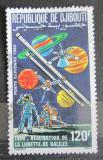 Poštovní známka Džibutsko 1984 Průzkum vesmíru Mi# 420