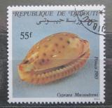 Poštovní známka Džibutsko 1983 Mušle Mi# 383