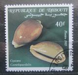 Poštovní známka Džibutsko 1985 Mušle Mi# 450