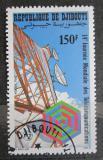 Poštovní známka Džibutsko 1982 Televizní věž Mi# 337