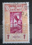 Poštovní známka Dahomey 1961 Tkadlec Mi# 178