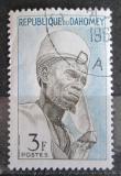 Poštovní známka Dahomey 1963 Domorodec Mi# 201