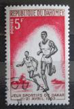 Poštovní známka Dahomey 1963 Atleti Mi# 216