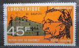 Poštovní známka Dahomey 1968 Alcide De Gasperi, italský politik Mi# 350