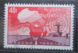 Poštovní známka Dahomey 1970 Mapa Afriky Mi# 418