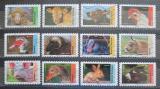 Poštovní známky Francie 2017 Domácí zvířata Mi# 6681-92 Kat 20€