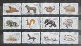 Poštovní známky Francie 2013 Zvířata z čínského kalendáře Mi# 5481-92 Kat 14€