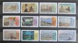 Poštovní známky Francie 2013 Umění, impresionismus Mi# 5562-73 Kat 14€