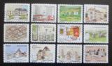 Poštovní známky Francie 2013 Architektura Mi# 5649-60 Kat 14€