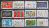Poštovní známky Francie 2012 Pozdravy Mi# 5466-77 Kat 14€