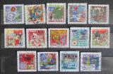 Poštovní známky Francie 2010 Pozdravy Mi# 4995-5008 Kat 16.50€