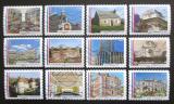 Poštovní známky Francie 2015 Radnice Mi# 6322-33 Kat 18€