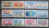 Poštovní známky Francie 2015 Prázdniny Mi# 6162-73 Kat 18€
