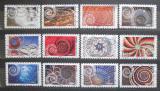 Poštovní známky Francie 2014 Dynamika Mi# 5748-59 Kat 17€