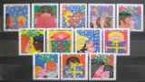 Poštovní známky Francie 2015 Vánoce Mi# 6281-92 Kat 18€