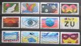 Poštovní známky Francie 2015 Pět smyslů, oči Mi# 6263-74 Kat 18€
