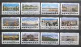 Poštovní známky Francie 2017 Mosty Mi# 6805-16 Kat 20€