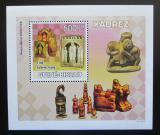 Poštovní známka Guinea-Bissau 2009 Šachové figurky Mi# 4138 Block