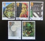 Poštovní známky Velká Británie 1995 National Trust,100. výročí Mi# 1564-68 Kat 6€