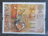 Poštovní známka Velká Británie 1994 Postavy z dětských knih Mi# 1498