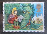 Poštovní známka Velká Británie 1994 Postavy z dětských knih Mi# 1497