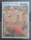 Poštovní známka Srí Lanka 1998 Gobelín Mi# 1172
