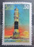 Poštovní známka Srí Lanka 1996 Maják Little Basses Mi# 1098