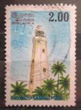 Poštovní známka Srí Lanka 1996 Maják Devinuwara Mi# 1100