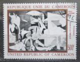 Poštovní známka Kamerun 1981 Umění, Picasso Mi# 963