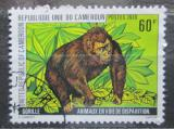 Poštovní známka Kamerun 1979 Gorila západní Mi# 906