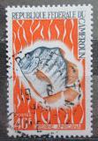 Poštovní známka Kamerun 1968 Drepane africana Mi# 547