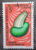 Poštovní známka Kamerun 1967 Graviola Mi# 508