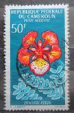 Poštovní známka Kamerun 1966 Delonix královská Mi# 467