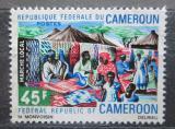 Poštovní známka Kamerun 1971 Vesnický trh Mi# 667