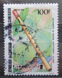 Poštovní známka Kamerun 1985 Flétna Mi# 1076