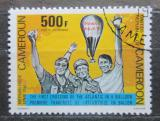 Poštovní známka Kamerun 1979 Let balónem Mi# 920
