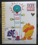 Poštovní známka Nevis 1994 Disney postavičky Mi# Block 74