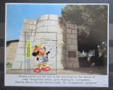 Poštovní známka Tanzánie 1994 Disney, Mickey Mouse Mi# Block 242