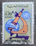 Poštovní známka Maroko 1973 WHO, 25. výročí Mi# 752